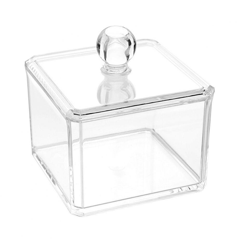 Акриловый контейнер для хранения мелочей Multi-Functional Storage Box, Прозрачный