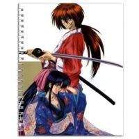 Тетрадь Rurouni Kenshin