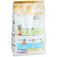 Trainer Fitness3 Puppy Mini Salmon&Rice Корм для щенков мелких пород с лососем и рисом (800 г)