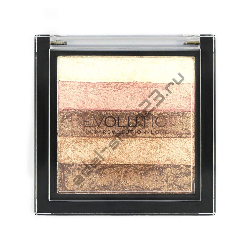 Revolution - Vivid Shimmer Brick - Radiant