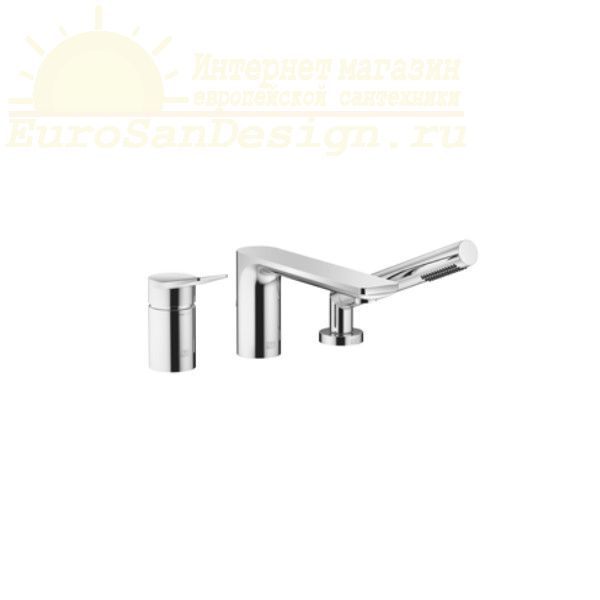 Смеситель для ванны и душа Dornbracht Lisse 27412845 ФОТО