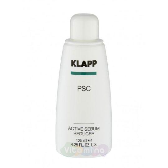 Klapp Активно-заживляющий концентрат PSC Problem Skin Care Active Sebum Reducer Tonic, 125 мл