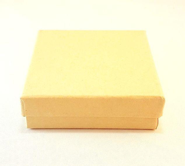 Коробочка подарочная квадратная 7х7см.