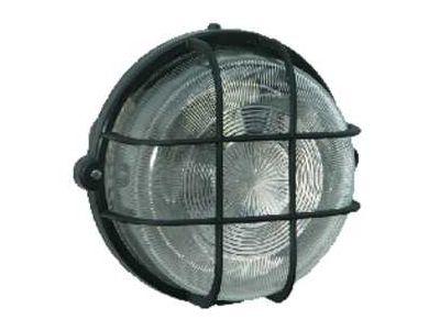 Светильник Brennenstuhl круглый; IP44; 100Вт; черный (1270700)