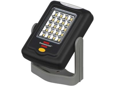 Лампа (фонарь) светодиодная Brennenstuhl HL DB 203 MH, 20+3 LED, 6000K, 3xAAA (1175420)