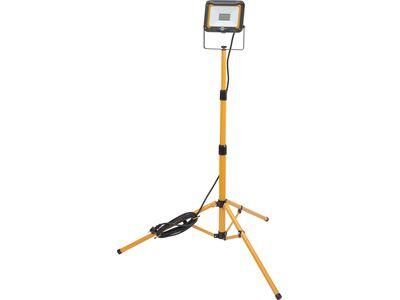 Прожектор светодиодный на штативе Brennenstuhl JARO 3000 T, 2930lm, 30 Вт, IP65, класс А+ (1171250334)