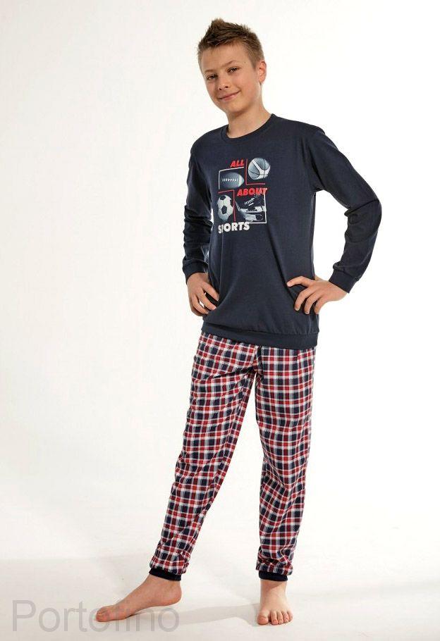 593-100 Пижама для мальчика Cornette