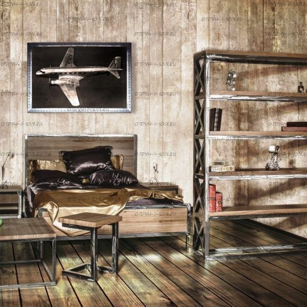 Кровать Loft №4