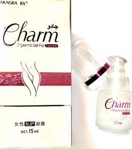 Виагра гель для усиления женского оргазма,15 мл (возбудитель)Шарм