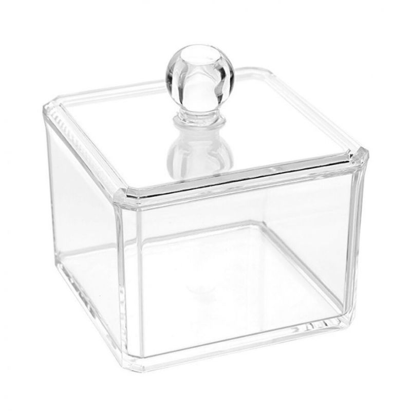 Акриловый контейнер для хранения мелочей Multi-Functional Storage Box, модель 3124, цвет прозрачный