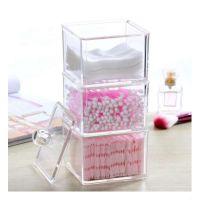 Акриловый контейнер для хранения мелочей Multi-Functional Storage Box, модель 3124, цвет прозрачный (6)