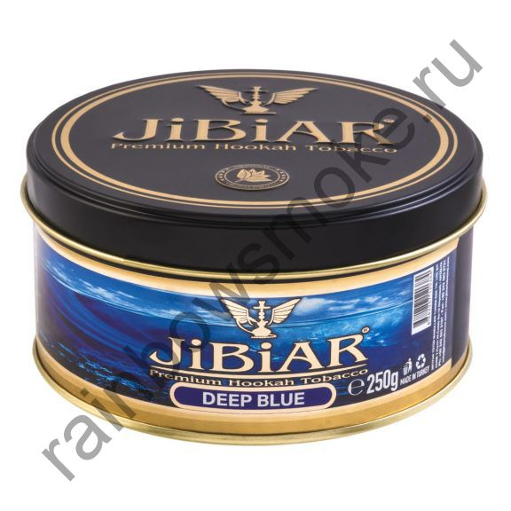 Jibiar 250 гр - Deep Blue (Темно-Синий)