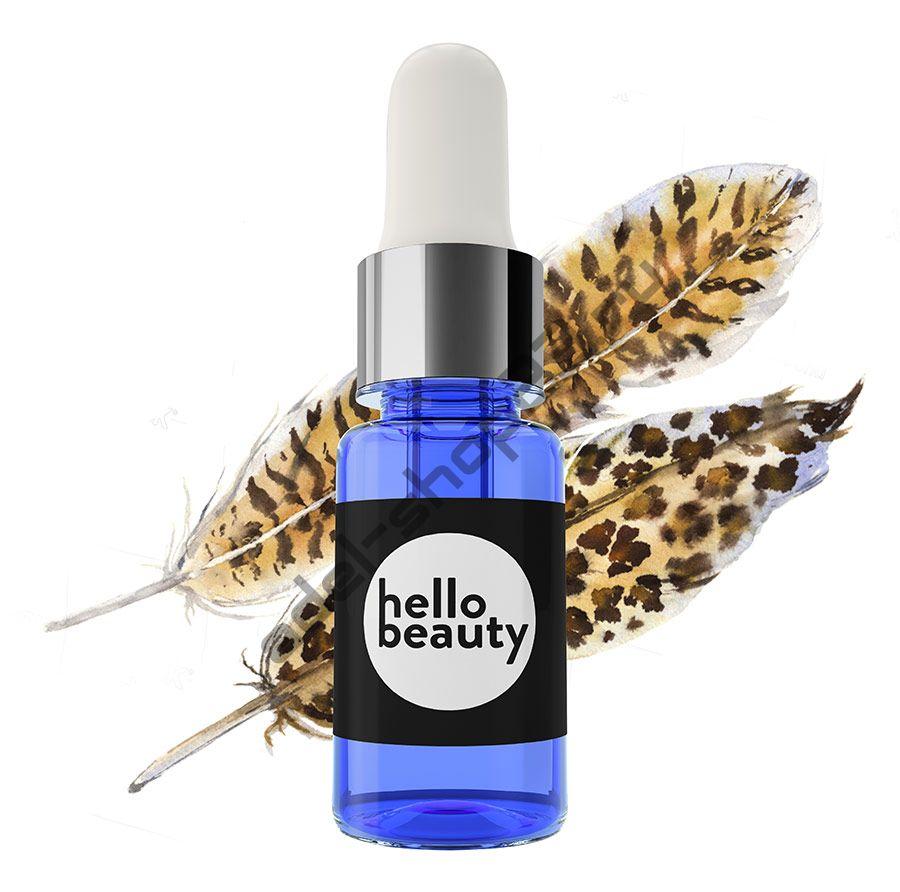 Hello Beauty - Антивозрастная сыворотка 18+ с омолаживающими экстрактами растений