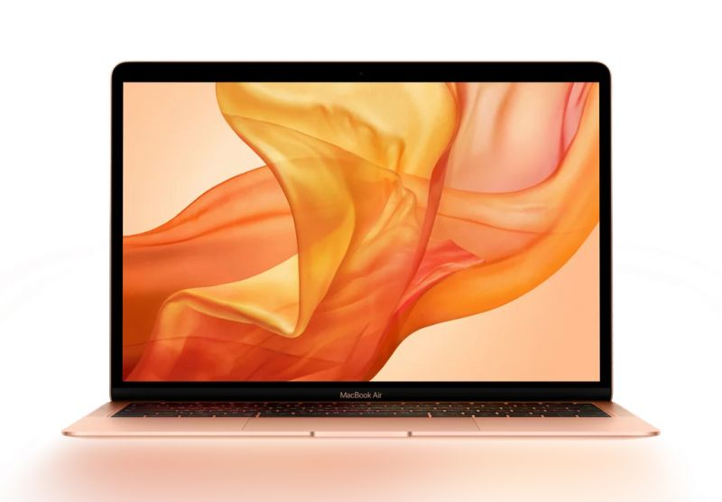 Apple MacBook Air 13 (2019) 128GB Gold (MVFM2RU/A)