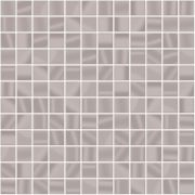 Темари Плитка настенная серый (мозаика) 20050  29,8х29,8