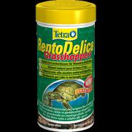 TETRA ReptoDelica Grasshopers Лакомства для рептилий кузнечики (250 мл)