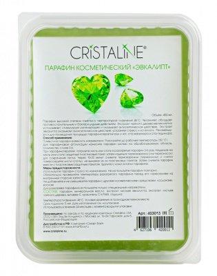 """Парафин косметический """"Эвкалипт"""" Cristaline, 450 мл."""
