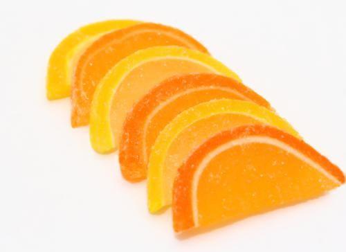 Мармелад Сибирская красавица со вкусом апельсина и лимона 400г Краскон