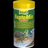 TETRA ReptoMin Junior Корм (палочки) для молодых водных черепах.  (250 мл)