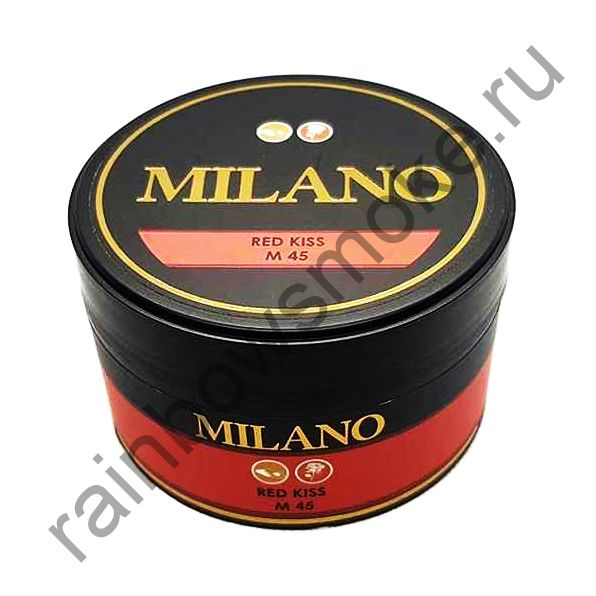 Milano 100 гр - M45 Red Kiss (Красный Поцелуй)