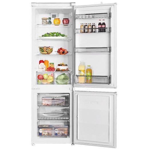 """Встраиваемый холодильник """"MAUNFELD"""" MBF.177BFW двухкамерный"""