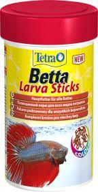Tetra Betta Larva Sticks Корм (палочки) для бойцовых и лабиринтовых рыб (5 гр)