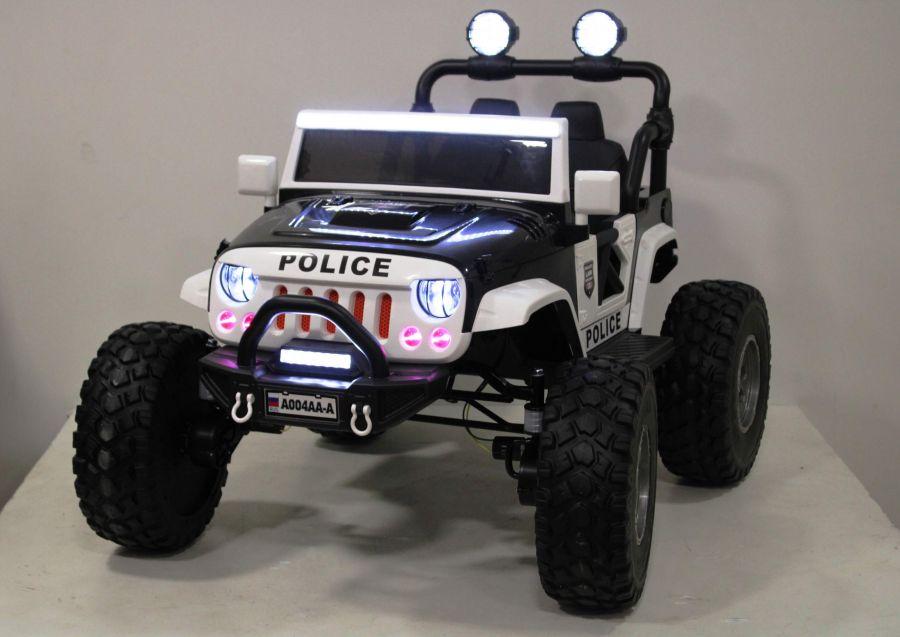Детский электромобиль Jeep A004AA-A 4x4