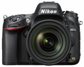 Nikon D610 Kit 18-105mm f/3.5-5.6G AF-S ED DX VR Nikkor