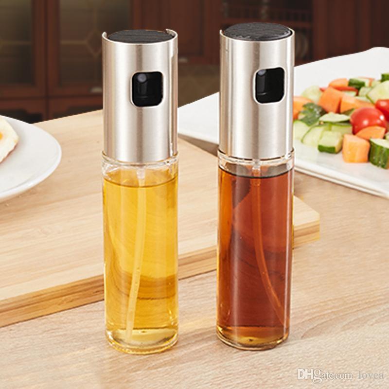 Бутылочка-спрей для масла и уксуса White Plate, 2 шт