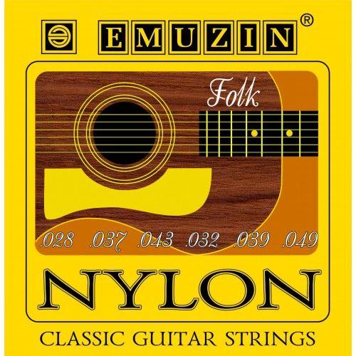 EMUZIN 6С301 Струны для классич. гитары
