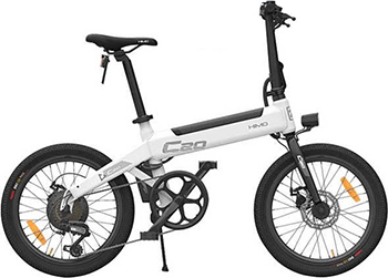 Электровелосипед Xiaomi Himo С20 Electric Power White/Белый