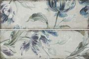 Collage white Плитка настенная 01 10х30