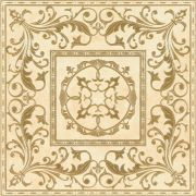 Palladio beige decor PG 01 керамогранит  45х45