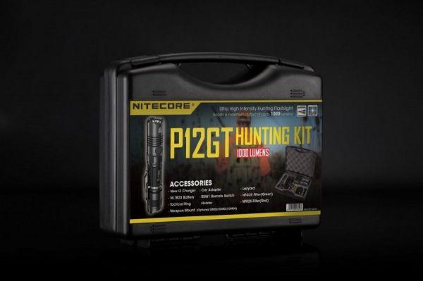 Набор для охоты NITECORE P12GT