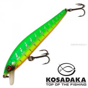 Воблер Kosadaka The Legend XS 90F 90 мм / 11 гр / Заглубление: 0,3 - 1,2 м / цвет: VX