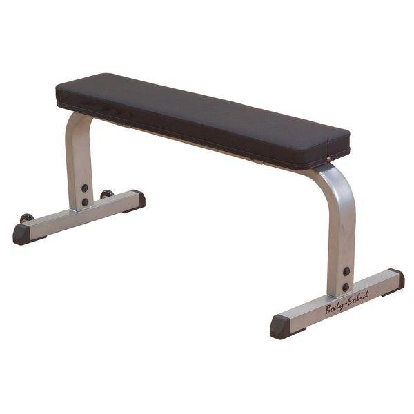Скамья горизонтальная Body-Solid GFB-350