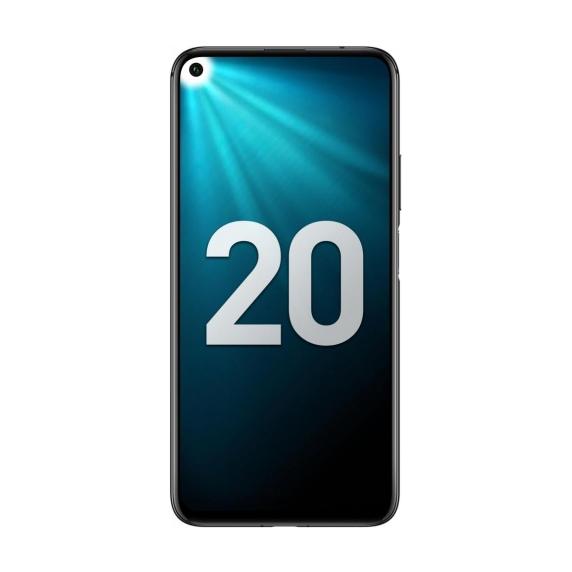 Honor 20 128 ГБ (черный)