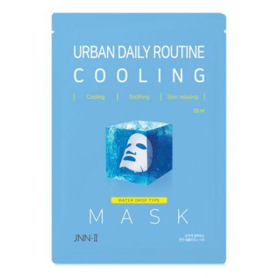 Маска тканевая охлаждающая Jungnani Jnn-Ii Urban Daily Routine Cooling Mask