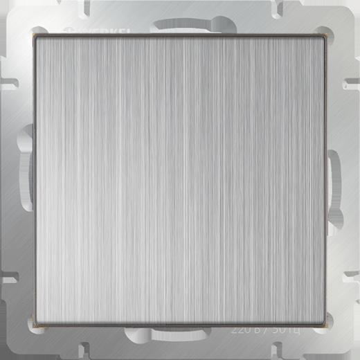 Декоративная заглушка Глянцевый никель / WL02-70-11