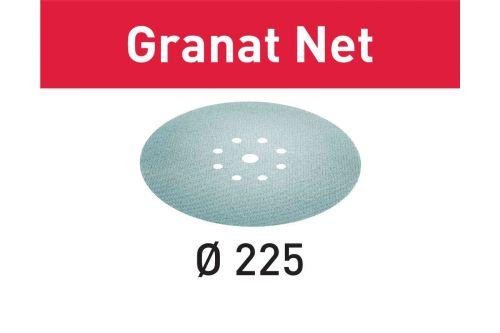 Шлифовальный материал на сетчатой основе STF D225 P180 GR NET/25 Granat Net