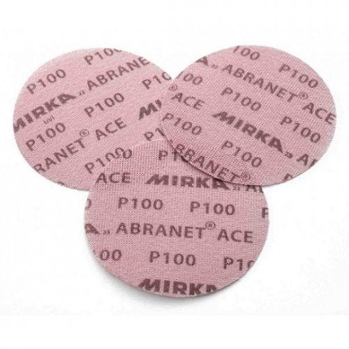 Круг шлифовальный сетчатый Mirka Abranet Ace Р400