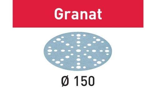 Шлифовальные круги STF D150/48 P180 GR/100 Granat