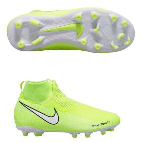 ДЕТСКИЕ БУТСЫ NIKE PHANTOM VSN ACADEMY DF FG/MG AO3287-717 JR