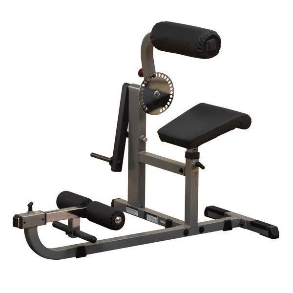 Тренажер для пресса-спины Body-Solid GCAB-360 на свободном весе