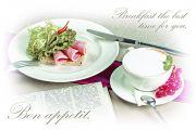 Breakfast Декор D2D137 20х30