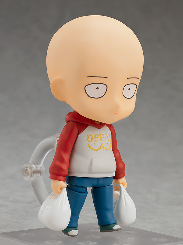 One-Punch Man - Nendoroid Сайтама Saitama OPPAI Hoodie Ver.