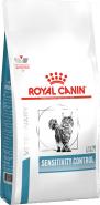 Royal Canin SENSITIVITY CONTROL SC27 (утка) - Диета для кошек при пищевой аллергии/непереносимости (400 г)