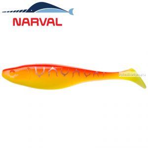 Мягкие приманки Narval Commander Shad 100 мм / упаковка 5 шт / цвет: 009 Sunset Tiger