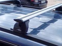 Багажник на крышу Chevrolet Orlando, Lux, крыловидные дуги