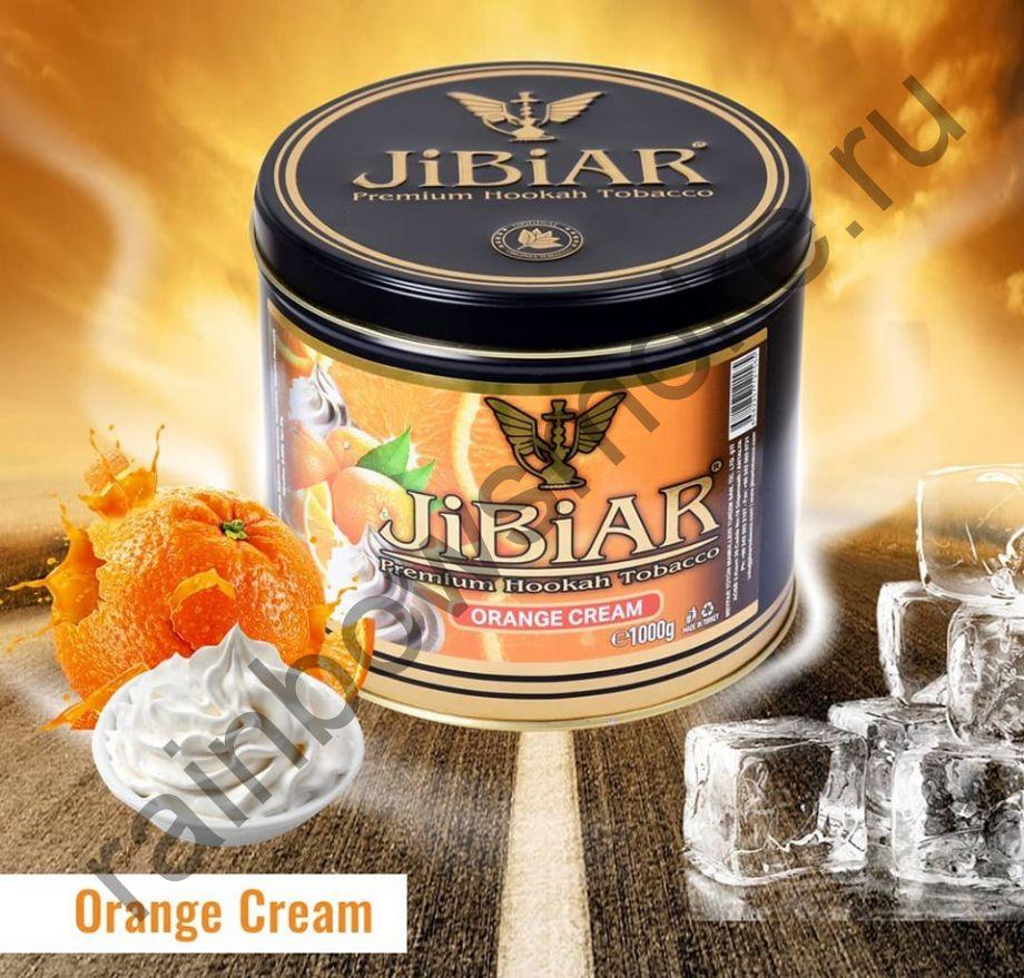 Jibiar 1 кг - Orange Cream (Апельсиновый Крем)